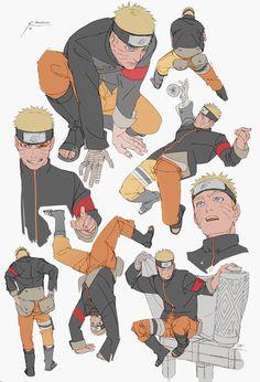 Anime Naruto, Naruto Uzumaki Art, Naruto Boys, Naruto Fan Art, Naruto Comic, Naruto Sasuke Sakura, Naruto Cute, Naruto Funny, Anime Guys