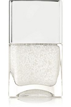 Nails inc Nail Polish - Kensington Church Street Snowflake | NET-A-PORTER