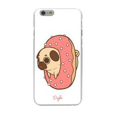 Donut + pug. Hard case