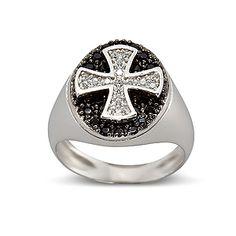 Chevalier cross ring!