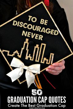50 Graduation Cap Quotes to Create the Best Graduation Caps   OHMY-CREATIVE.COM