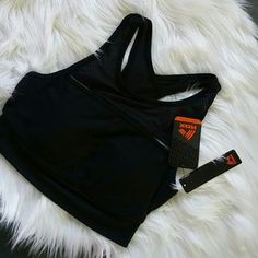 I just added this to my closet on Poshmark: RBX all black sports bra. Price: $22 Size: S
