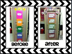 Sweet Times in First: Spankin' New Behavior Chart!!! Come and See!!!