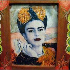 Original art work..Frida