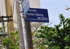 Avenida Ayrton Senna da Silva