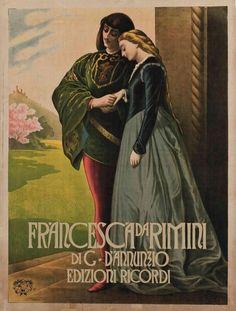 Francesca da Rimini ~ M. Cetta
