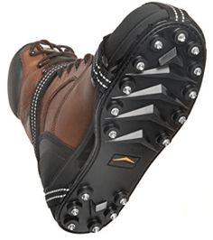 STABILicers Maxx Original Heavy Duty Stabilicers Ice Traction Cleat for Snow and Ice - Small - Traction cleats for Boots and Shoe Ice Cleats Small Men / Women) Black Dog Walking Business, Climbing Shoes, Snow And Ice, Winter Accessories, Accessories Shop, Easy Wear, Winter Sports, Walk On, Outdoor Gear