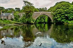 Brig o'Balgownie - Scotland's Oldest Bridge
