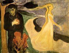 #sadness #에드바르트 뭉크 (Edvard Munch)
