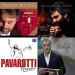 Andrea Bocelli Music Playlist