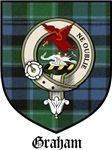 Graham Clan Crest / Tartan / Badge