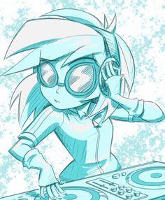 DJ Pon3 - My Little Pony Equestria Girls: Rainbow Rocks