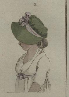 September 1798 Journal des Luxus und der Moden