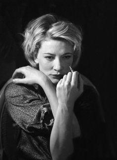 Cate Blanchett...