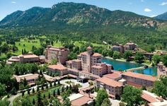 The Broadmoor, Colorado Springs...summer CO trip!