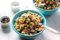 Recipe: Quinoa Chicken Salad