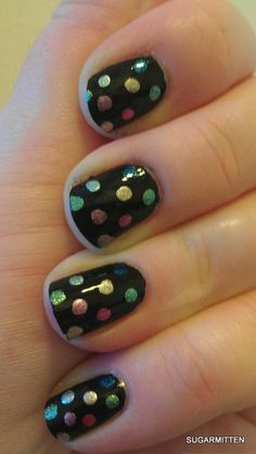 Foiled Dots