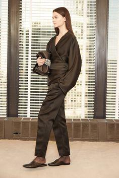 The Row Fall 2015 Ready-to-Wear Fashion Show - Rachel Finninger