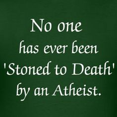 This is just another reason to advocate atheism. Religion not only damages minds, but bodies too. I will not stay silent and let it ruin my world. I will stand up for those who cannot or are scared to do so.