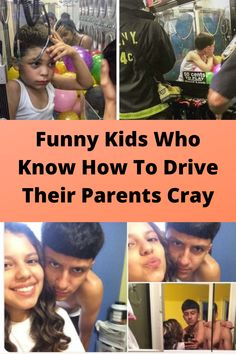 Kids can be frustrating, especially when you're responsible for their upbringing. These kids are driving their parents crazy. Some are unruly toddlers while others are rebellious teenagers. Does it ever get any easier? That's what these parents want to know.
