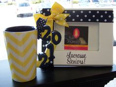 ShoppeFalre has great ideas for Senior Spirit gifts. Dance Team Gifts, Cheer Gifts, Homemade Picture Frames, Softball, Soccer, Random Things, Random Stuff, Spirit Gifts, Cheer Party