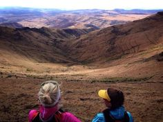 Mimi Andersen & Samantha Gash Run the Freedom Trail (2,000km) for Charity | South Africa