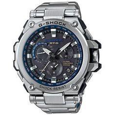 Men's Casio G-Shock MT-G Stainless Steel and Resin Watch - Item 19590082 | REEDS Jewelers