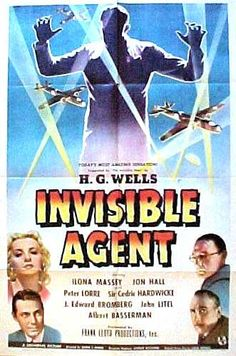 Pretty much a mid-grade Universal programmer, but the cast makes it fun, especially Peter Lorre.