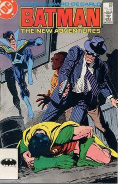 Batman 416- Jim Aparo- Jim Starlin story