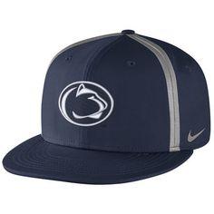 Penn State Nittany Lions Nike Championship Drive True Adjustable Snapback  Hat - Navy