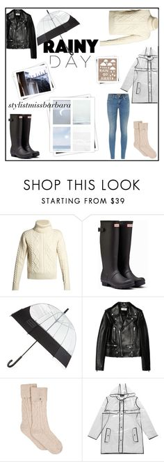 """""""#151"""" by stylistmissbarbar on Polyvore featuring мода, Yves Saint Laurent, Hunter, GALA, UGG, Boohoo и Burberry"""
