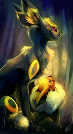 Find images and videos about pokemon, evolution and eevee on We Heart It - the app to get lost in what you love. Pokemon Eeveelutions, Eevee Evolutions, Dragonair, Pokemon Fan Art, All Pokemon, Pokemon Na Vida Real, Pokemon Mignon, Pokemon Realistic, Cute Pokemon Wallpaper