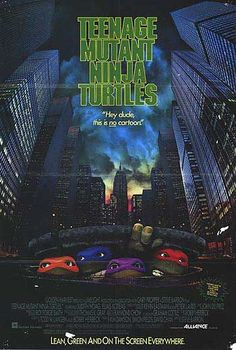 Teenage Mutant Ninja Turtles. I used to love the cartoons. The expectation of seeing this movie was huge. Seeing the turtles in the real world was to much to hope for. It didn't disappoint. Apart from the story it was really worth it. 4 of 5