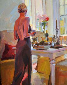 Dinner Date by Ashka Lowman