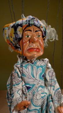 Duchess Pelham Puppet 1950's                            -----   Alice Range   (ultra rare)