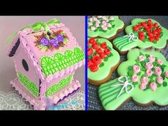 Best Amazing Cookies Art Decorating Ideas Compilation - Awesome Cookies - Cookies Art Decorating - YouTube
