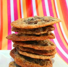 White Milk and Dark Chocolate Cookies