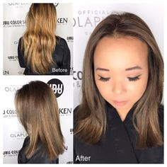 I love the way this color turned out after. Looks so fresh and natural. By @pennymagdziak ☀️📞 Call to book a free consultation 813.801.9700 using @olaplex @redken5thave #blondebalayage #women #balayage #ombrehair #hair #haircut #olaplex #olaplexlove  #babe  #tampahair #naturalhair #blonde #blondegirl  #hairofinstagram #platinumblonde  #behindthechair #babe #selfie  #silverhair #highlights  #summerhair #hotonbeauty #americansalon  #platinum  #handpainted #southtampa #colorcorrection #blondes…