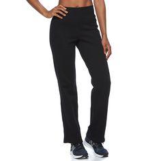 Women's Tek Gear® Fleece Lined Straight Leg Pants
