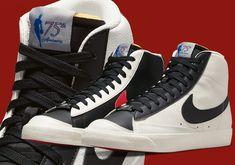 NBA x Nike Blazer Mid '77 EMB «Diamond Anniversary»