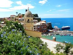 Monterosso Al Mare with kids the highs and lows in Cinque Terre  via @DishOurTown