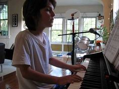 "Nate playing ""She's Always A Woman"" by Billy Joel / Brett Yasko - YouTube"