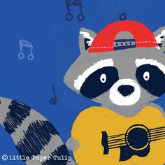 Another character for @peppyinkdesign. You can buy some of my work from their website on the 5th May. http://www.peppyink.com  #raccoon #raccoons #raccoonillustration #illustration #cute #illustratorsoninstagram #character #characterdesign #characterillustration #childrenswear #childrensprints #kidsprints #kidsfashion #kidsillustration #summer16 #boys #boyswear #artlicensing #licensing #photoshop #design #drawing #digitalart #print #prints #fashion #littlepapertulip #art #design #markmaking
