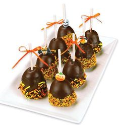 Halloween Brownies - Halloween Treat Ideas