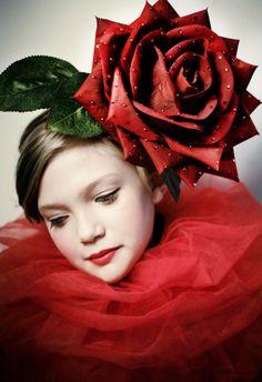 The singing rose