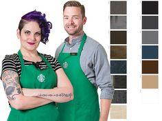 Starbucks to finally let employees show their tattoos hr stuff starbucks relaxes uniform rules while releasing meticulous guidelines fandeluxe Image collections