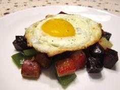 Fall Harvest Medley Breakfast Hash Recipe