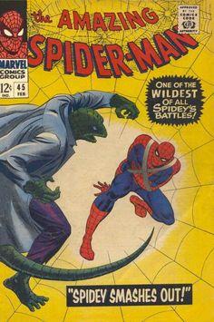Amazing Spiderman #45 Febrero 1967