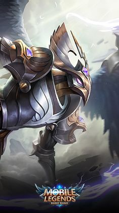 Wallpaper Kaja Commandment Skin Mobile Legends HD for Android and iOS Tank Wallpaper, Hero Wallpaper, Alucard Mobile Legends, Mobile Legend Wallpaper, The Legend Of Heroes, Games Images, Poker Online, Game Character, League Of Legends