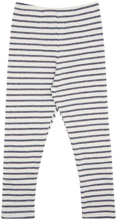 Shop The Christina Rohde Girls Gamache Leggings In Blue At Elias & Grace…